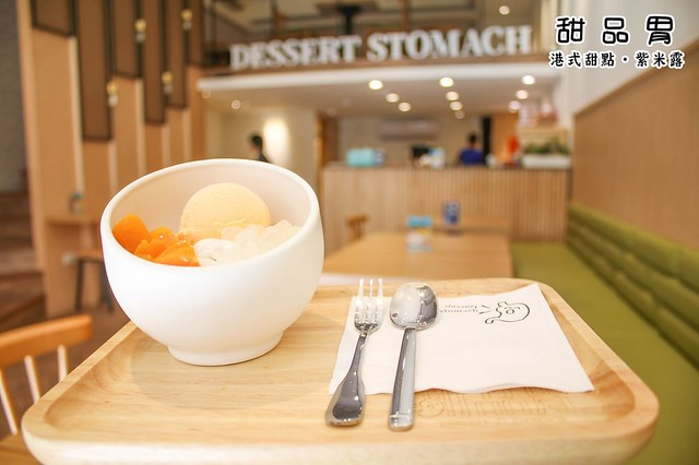 甜品胃港式甜品 芒果河粉撈用料實在,芒果自然香甜! Dessert Stomach【捷運忠孝敦化】東區港式甜點 @J&A的旅行