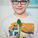 Inventor of the Lego Lollipop Holder