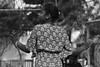 Untitled (rodrigogarciabkt) Tags: girl little black white blackandwhite pb bw texture dress stamp brasil recife arruda pernambuco joy play happy fun playing brincando sorrindo