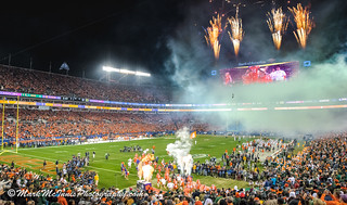 ACC Championship vs Miami by Mark McInnis Photos