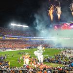 ACC Championship vs Miami by Mark McInnis