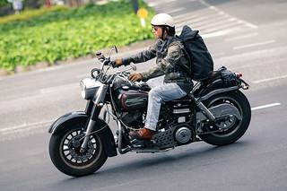 Harley-Davidson AMF Super Glide