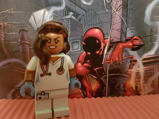 Marvel Netflix: Nurse Claire