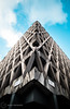 (g_holmes_) Tags: architecture modernism modernist brutalism brutalist betonbrut midcentury london sky building geometric welbeckstreet welbeckstreetcarpark
