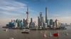 Pudong skyline (Philipp Salveter) Tags: asia china shanghai pudong skyline skyscraper city urban metropolis river megacity