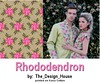 Rhododendron (the_design_house) Tags: rhododendron springblooms mountainlaurel botanicals paintedflowers shirts men women