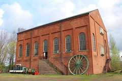 The Old Power House at Astley Colliery (big_jeff_leo) Tags: industrial old mining mine colliery lancashire coal steam steampowered steamengine england