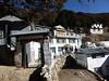 P1130498 Trekkers Holiday Inn in Upper Pangboche near Gompa (ks_bluechip) Tags: upperpangbache phutishasherpa 12timeseverestsummiter tengboche pangbochegompa