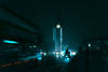 Out-take 5,047 (Panda1339) Tags: thegreat50mmproject 50mm nightphotography london ldn motion bigben blue uk outtake bladerunner 2049