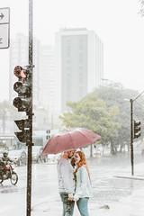 (Sanley Neves) Tags: vsco lightroom canon couple cute love casal fofo amor rain umbrella ruiva ginger brazilian
