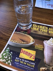 Where Am I??? (Chuckcars) Tags: dining lunch eats food colorado montrose restaurant denny's