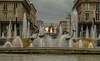 Perspective (jérémydavoine) Tags: lehavre tourism tourisme normandie seinemaritime ville sky ciel rue street fontaine foutain architecture