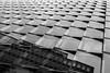 KÜH---GEL / Repeat and multiply (Özgür Gürgey) Tags: 2017 50mm bw d750 hafencity hamburg nikon architecture facade glass repetition text