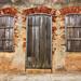 Grunge Building in Cojimar Cuba