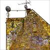 the yellow house (j.p.yef) Tags: peterfey jpyef yef house germany lübeck digitalart photomanipulation square yellow