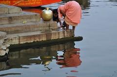 (Carlo Di Campli) Tags: n nikon gange haridwar india river fiume