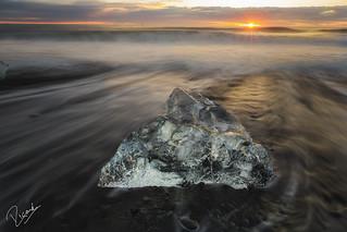 Sunrise in Diamond Beach