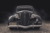 Centennial Edition (DL_) Tags: vintage classic ford v8 coupe hotrod pistonsandpaint automotive olympusomdem5mkii