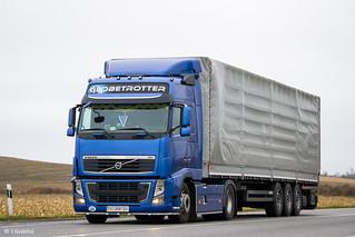 Volvo FH460 III Globetrotter (UA)
