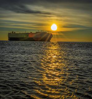 Fort Monroe Sunrise Nov 18 2017-2