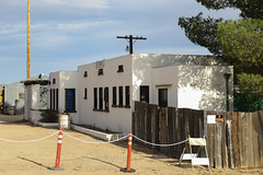 Jacumba Depot (Arrowhead Fan) Tags: czry pir pacific imperial railroad jacumba san diego arizona eastern sdae baja california impossible ca depot station desert bjrr gorge carrizo