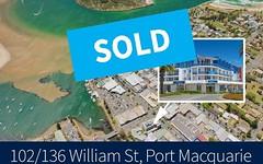 102/136 William Street, Port Macquarie NSW