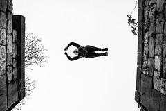 Jump ! (Rookipix) Tags: guillaume lucas rookipix france creative photography d5300 nikon nikkor me my feelings reflections ideas photographie créative moi mes émotions réflexions idées lens objectif eye oeil camera dslr reflex photo découverte discovery world monde universe univers