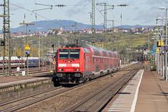 DB 146 221 Weil Am Rhein (daveymills37886) Tags: db 146 221 weil am rhein baureihe traxx regio