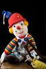 Just clown around (williams.stuart72) Tags: clown colours colourful bright pose ashmorepark wednesfeildphotograghyclub nikond3300 sigma1750 toy cuddly woolen wool