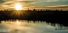 DSC03543 (C~ Birdsong Photography) Tags: folsom rainbowbridge historicfolsom americanriver reflections sunset kayak paddleboard sony photography art travel