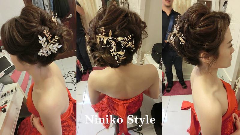 婚紗,髮型,2017,新娘,髮飾,短髮,盤髮