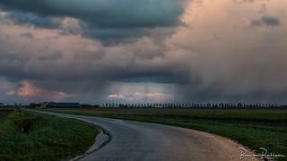 Country road, Smalle Blokweg