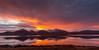 Mull Sunrise (irelaia) Tags: scotland sunrise mull loch na keal ben more wintery reflection