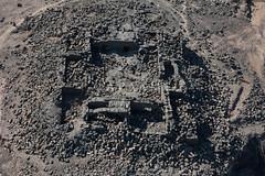 Qasr el-Aseikhim (APAAME) Tags: aseikhim fort jadis3315001 megaj12399 qasraseikhim qasrelaseikhin roman useikhim pleiades:depicts=697735 قصرأصيخم aerialarchaeology aerialphotography middleeast airphoto archaeology ancienthistory