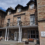 L'hôtel National, Dingwall, Ross and Cromarty, Ecosse, Royaume-Uni. thumbnail