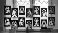 Angels pane. (Ray Duffill) Tags: church angels thorngumbald window pane