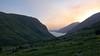 V údolí na francouzské straně se valila mlha (zcesty) Tags: svítání mlha krajina hory andorra01 francie andorra2012