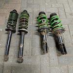 Weitec lowering kit - Golf MK3 GTI thumbnail