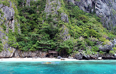Talisay Beach (jmendozza) Tags: philippines n7w new 7 wonders nature ocean blue beautiful manila ppur underground river