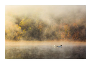 Ladybower Mist