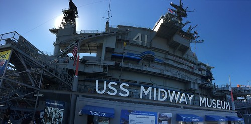"USS Midway Museum • <a style=""font-size:0.8em;"" href=""http://www.flickr.com/photos/28558260@N04/26569869789/"" target=""_blank"">View on Flickr</a>"