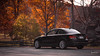 black on autumn III (kenrem) Tags: 1series 128i 2011 30li6 30liter 6speed amber asphalt autumn bmw bmw1series bmw128i bmw128icoupe bavarianmotorworks black canon canon100mm canon5d canon5dmarkiv canon70200mm crimson fall foliage gold jetblack leaves november orange road tarmac valleyforge valleyforgenationalpark coupe inlinesix kingofprussia pennsylvania usa car tree trees