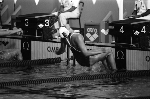 149 Swimming_EM_1987 Strasbourg
