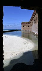 Fort Jefferson (renedrivers) Tags: drytortugas nationalpark florida renedrivers rchan415 fortjeffersonfort jefferson