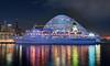 Kobe Ship (Stuck in Customs) Tags: japan kobe osaka rcmemories 80stays stuckincustoms stuckincustomscom treyratcliff ship boat hotel water reflections sky color cruise aurorahdr hdr hdrtutorial hdrphotography hdrphoto