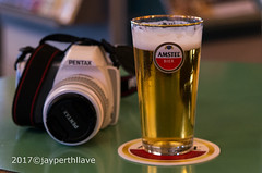 Amstel (jperthllave) Tags: amstel beer bier thenetherlands alcohol beerislife pentax smcpfa28105mmf3245al rotterdam