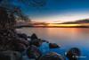 Keilaniemi (Joni Salama) Tags: meri longexposure vesi luonto exposureblending auringonlasku valo espoo suomi keilaniemi finland