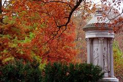 "Cincinnati – Spring Grove Cemetery & Arboretum ""Autumn Envelops Earnshaw"""