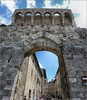 City Gate, Via Dei Fossi, San Gimignano, Italy (stuart.smith_001) Tags: citygate gate geo:lat=4347004303 sangimignano geo:lon=1104100212 geotagged hilltown httpstudiaphotos ita italian italy medieval middleages siena stuartsmith stuartsmithstudiaphotos studiaphotos toscana towngate viadeifossisangimignano walledtown wwwstudiaphotos