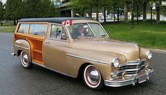 "1949 Plymouth ""Custom 2-door"" Station Wagon (Custom_Cab) Tags: 1949 plymouth special deluxe 2door 2 door station wagon woody woodie custom car 4door 4 sedan"